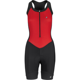 assos UMA GT Combinaison courte Femme, national red